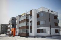 В квартирах для новосёлов созданы все условия для комфортного проживания.