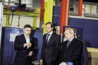 Министр промышленности РФ побывал на главных производственных площадках Перми.