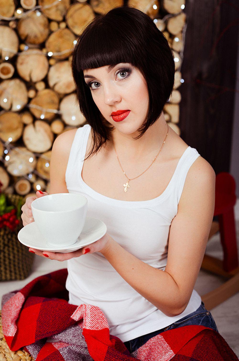 Юлия Филимонова. Работает в Кировской областном перинатальном центре.