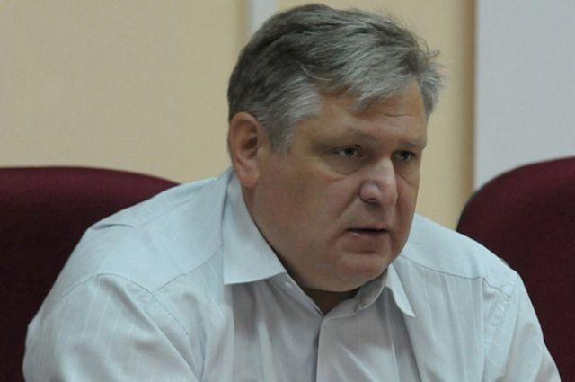 Игорь Мирошниченко, и.о. ректора Оренбургского государственного медицинского университета.