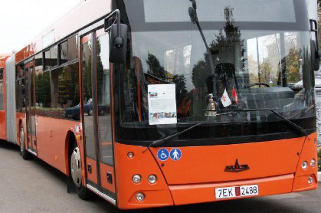 В Калининграде решили, в какой цвет будут покрашены все городские автобусы.