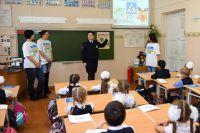 В акции «Безопасное детство» приняли участие 112 первоклассников.