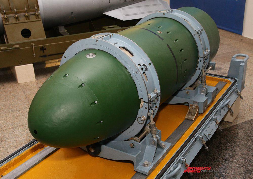 Ядерная боевая часть торпеды калибра 533мм