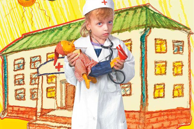 Аня Коваль знает, что такое тяжелая болезнь. И потому хочет быть врачом.