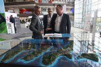 В центре внимания  - законы о Территория опережающего развития и Свободном порте Владивосток.