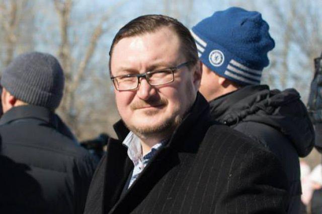 Блогер Максим Зайцев.