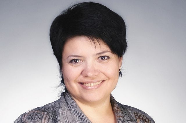 Управляющий региональным операционным офисом ВТБ24 Лариса Прокопова.