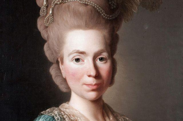Наталья Петровна Голицына, ур.Чернышова