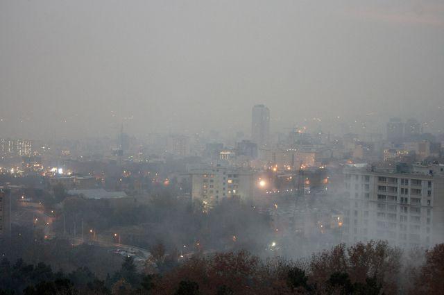 Тегеран, архивное фото
