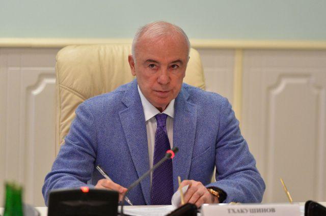 Аслан Тхакушинов