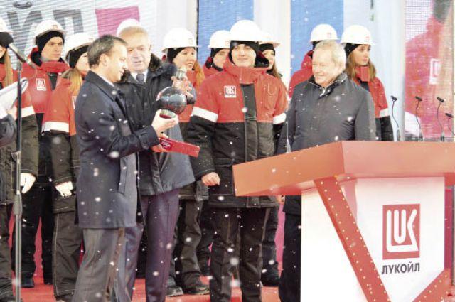 Новое производство позволит увеличить выпуск топлива «Евро-5» на 1,1 млн т в год.