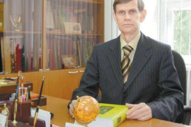 Владимир Куркин.