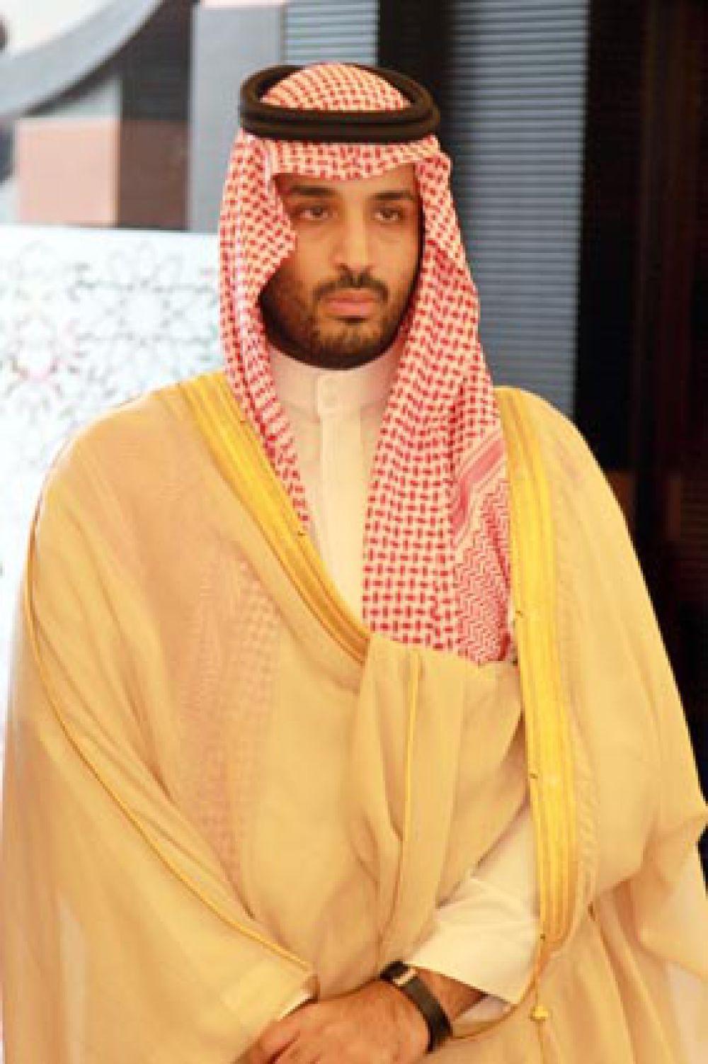 Министр обороны Саудовской Аравии Мухаммад ибн Салман Аль Сауд.