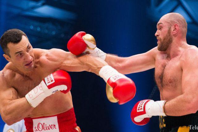 Украинский боксер Глазков желает получить гражданство Российской Федерации