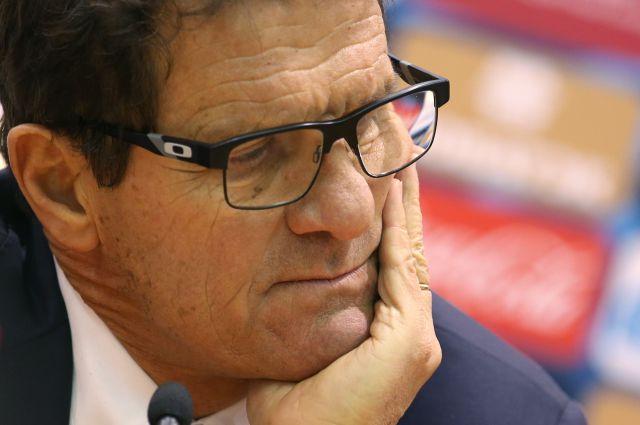 фабио капелло рассказал отклонил минимум предложений работе