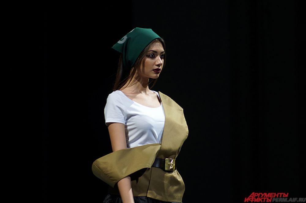 В Перми состоялась Неделя высокой моды.