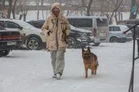 В Омске ожидается резкое ухудшение погоды.