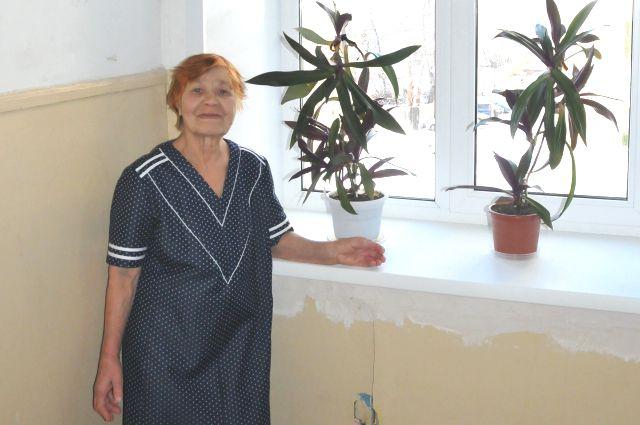 Евдокия Кайгородова.