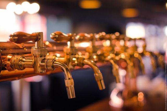 До 8 дней хранится самое «живое» пиво.