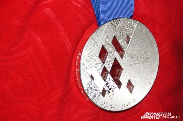 Новосибирская спортсменка дважды стала призером