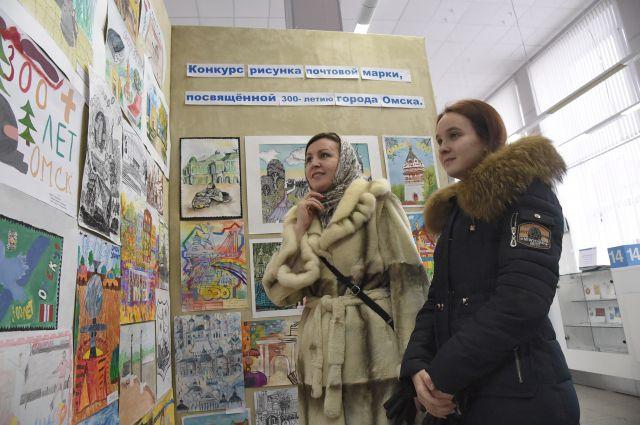 Выставка включает более 200 работ.