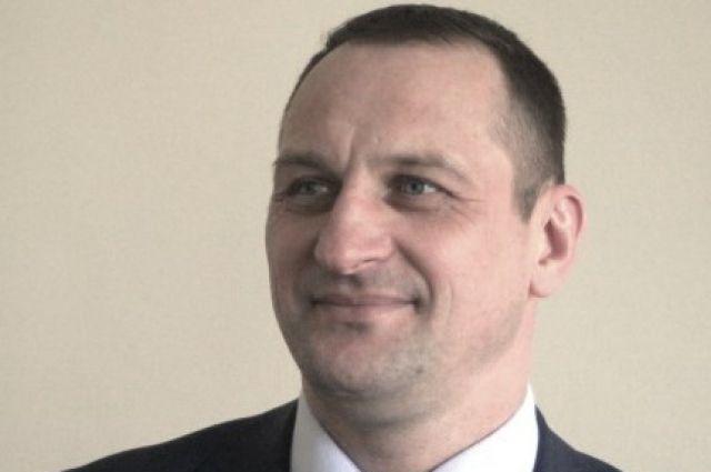 Николай Мухин.