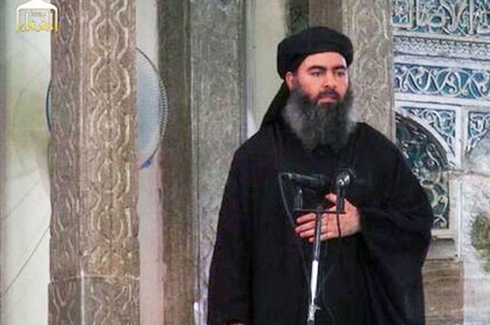 Также в список попал лидер запрещенной в РФ террористической группировки «Исламское государство» (ИГИЛ) Абу Бакр аль-Багдади