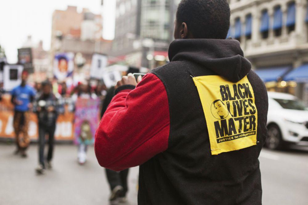 В список номинантов вошли активисты организации Black Lives Matter, которые борются за права афроамериканцев