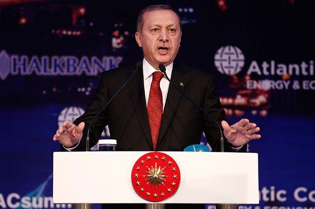 Следите за руками: кого прикрывает г-н Эрдоган?