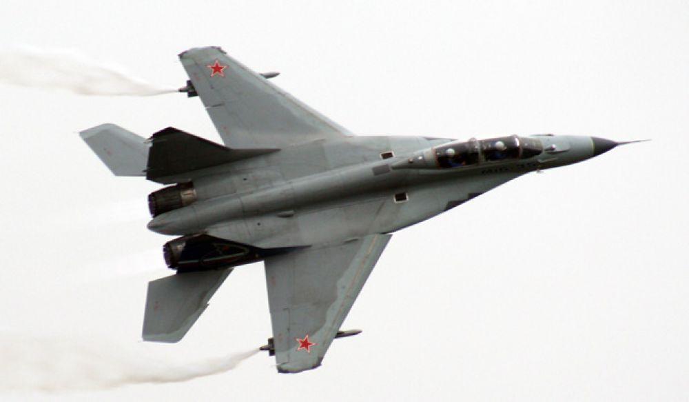МиГ-35 – экспортный вариант МиГ-29М.