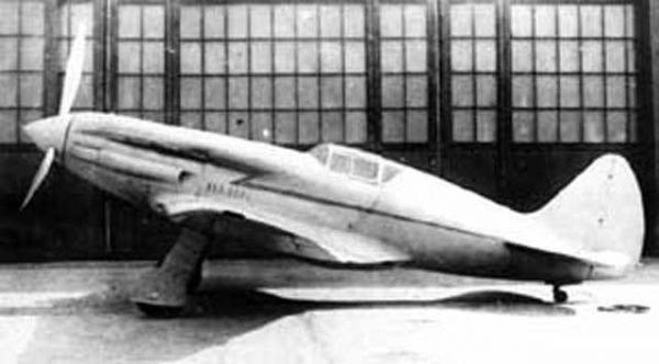МиГ-1 «истребитель Микояна и Гуревича первый» (он же «истребитель двухсотый» И-200, «X», «изделие 61»). Всего три месяца понадобилось КБ Микояна для того, чтобы построить, испытать и поднять в небо новый самолет. Первая сотня серийных машин из опытного рабочего названия И-200 превратилась в гордые МиГ-1.  Именно тогда имя «МиГ» официально закрепилось за изделиями нового КБ и расшифровывалось как «Микоян-Гуревич».