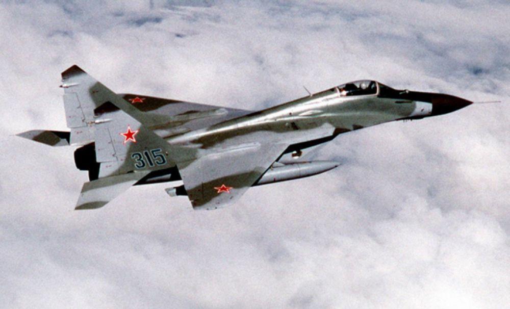 Модернизированный МиГ-29 является основным истребителем ВВС России и одновременно летающей лабораторией для испытаний новых технологий.