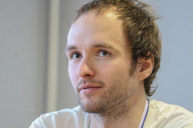 Александр Огарков.