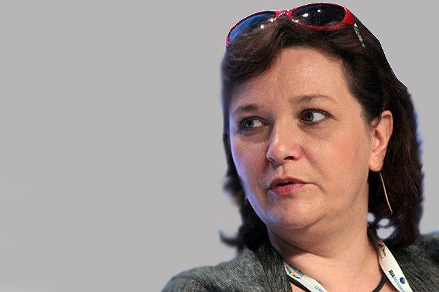 Елена Панфилова.