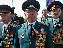 Повышение пенсий и выплат военным пенсионерам