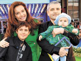 фото екатерина гусева и ее семья