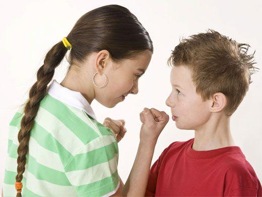 Как научить ребенка давать отпор