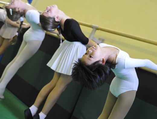 В борьбе с остеопорозом помогут гимнастика, кальций и хождение по ...