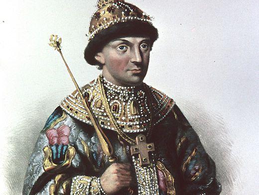 Первый царь пославший учиться в европу как поехать учиться в кулинарную школу европы