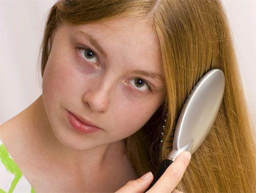Маска для волос в саше