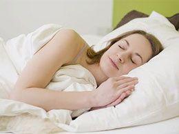 В какой позе нужно спать