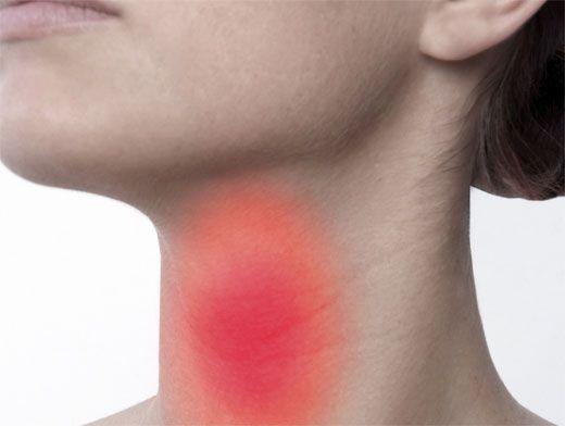 Как вытащить пробку из горла самостоятельно