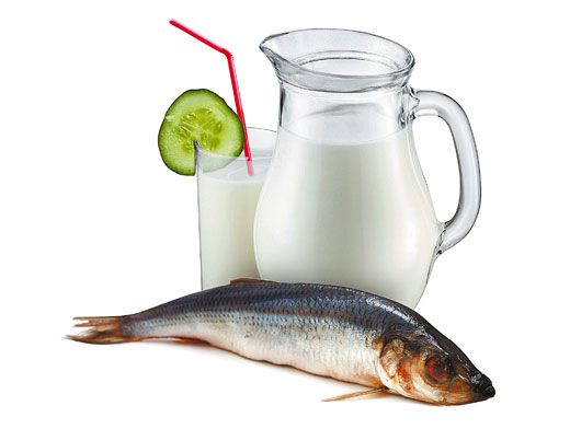 Картинки по запросу селедка с молоком