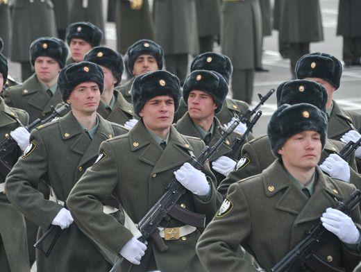 сколько служить в армии в 2016 белье вывод