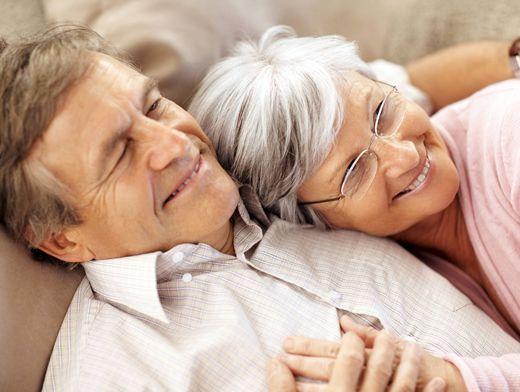 Значение секса для здоровья пожилой женщины