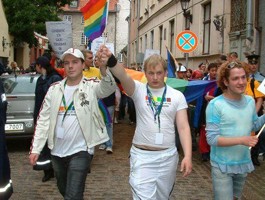 Сексуальные меньшинства на руси