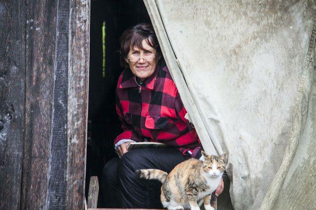 Жительница города Комсомольска-на-Амуре