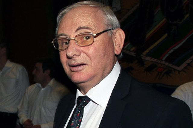 Борис Резник