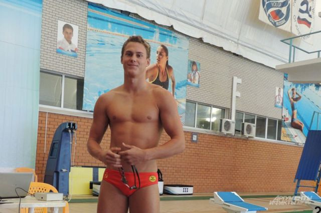 Владимир Морозов приехал на тренировку в Волгоград из Лос-Анджелеса.