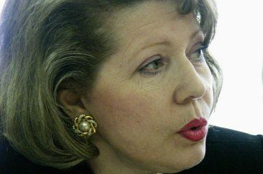 Елена Панина.